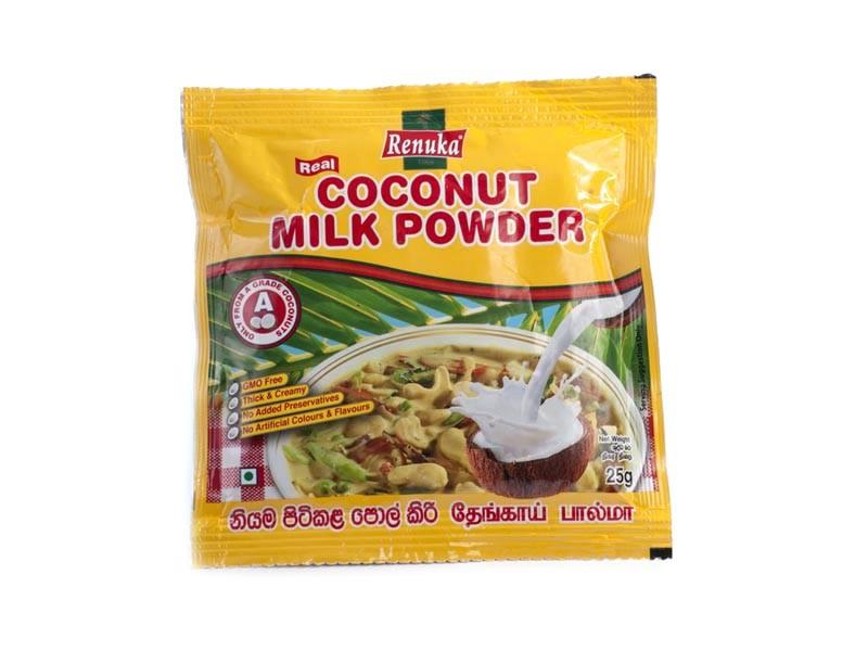 Coconut Milk Powder 25 g, RENUKA FOODS, Sri Lanka