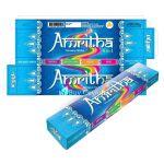Ароматические палочки Amritha, 24 шт в уп. ароматы в асс, DARLEY BUTLER, Шри-Ланка