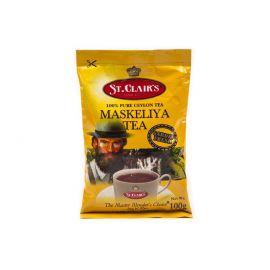 TEA OF BLACK 100G ST. CLAIRS