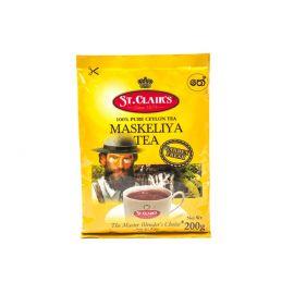 TEA OF BLACK 400G ST.CLAIRS
