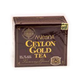 Black tea is 50*2 (100 g) Luxury MLESNA
