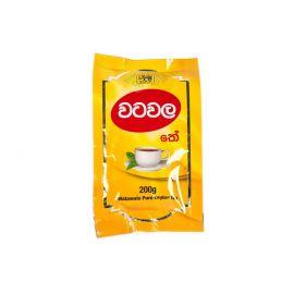 Black tea 200 gr package Watawala