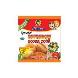 Papadam 70 g Wijaya Products Sri Lanka