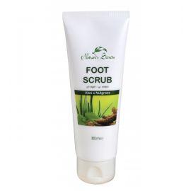 Foot scrub cream 100 ml, Natures Secrets, Sri Lanka