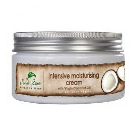 "Herbal Cream For Intensive Hydration 100 ml ""Herbal Heritage"", Nature's Secrets, Sri Lanka"