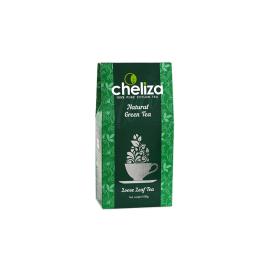 Green leaf tea 100 gr Cheliza, Sri Lanka(Russia)