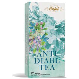 Травяной чай против диабета 25 пакетиков