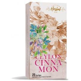 Травяной чай ЦЕЙЛОНСКАЯ КОРИЦА 25 пакетиков