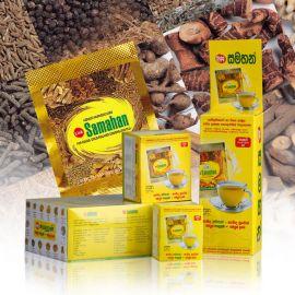 Preparation for relief of cold Samahan 30 tea bags*4 oz (120 g) LINK NATURAL PRODUCTS, Sri Lanka